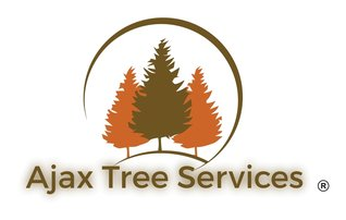 Ajax Tree Service Logo